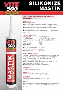 VİTE 500 TR